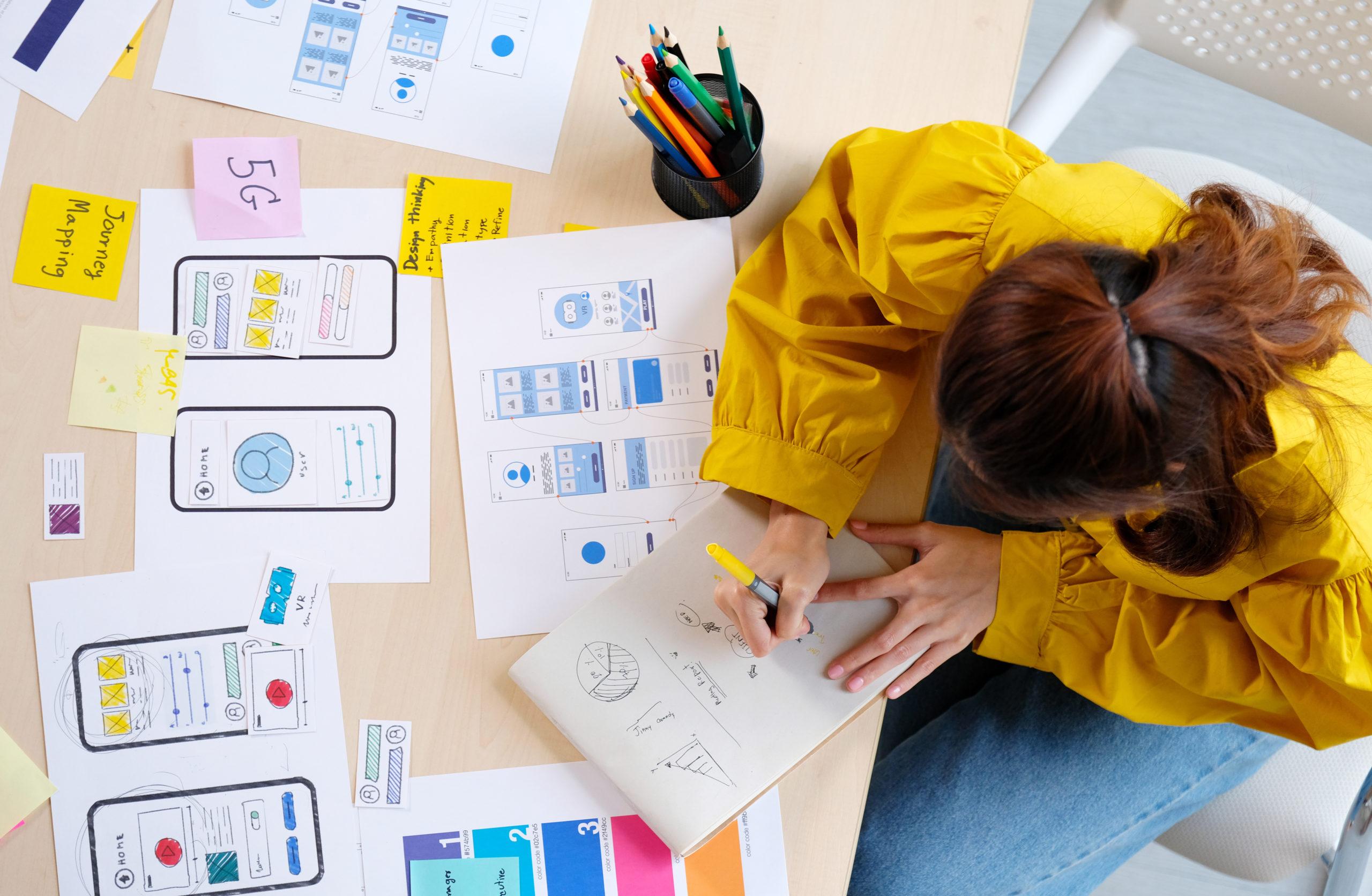 Bases de l'UI Design : les règles fondamentales à connaître