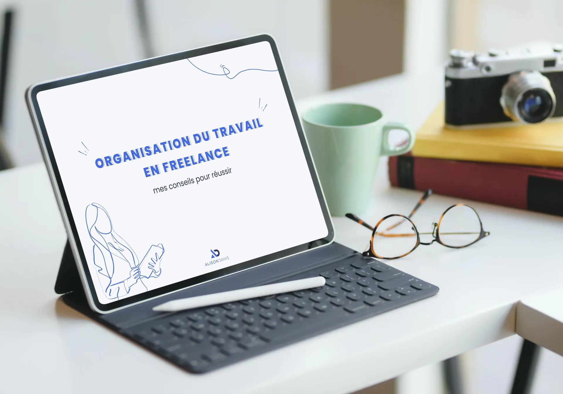 Organisation du travail en freelance